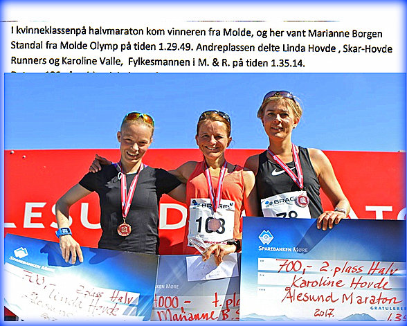 Ålesund halvmaraton