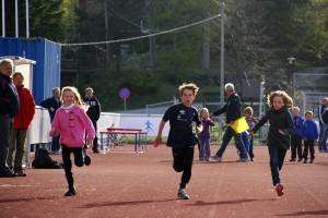 På myldrestevnet blir det løp, kast og mange aktiviteter