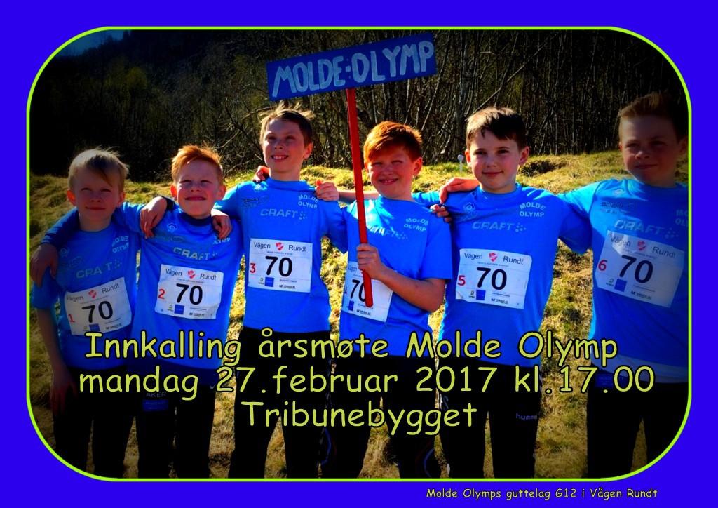 Vågen-RundtMolde Olymp Guttelag G12 2016