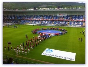 Aker stadion  Foto: Gunnar Sandvik