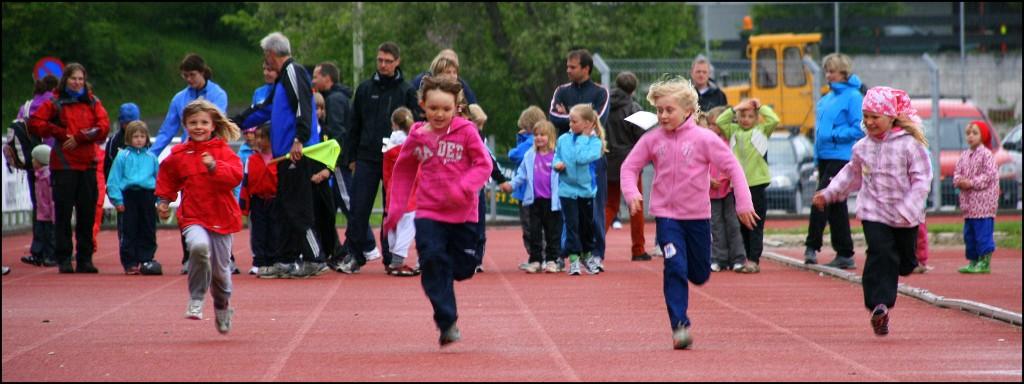Fra et myldrestevne i 2011- Foto: Gunnar Sandvik