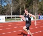 Sondre Nyvold Lid på 200m