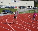 Vilde Ottestad på 200m