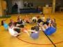 Innetrening gymsalen Bergmo nov 2011