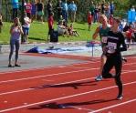 Ivar nr 2 på 400m