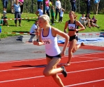 Vilde sølv på 400m på Hareid