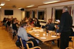 Årsfesten etter sesongen 2012